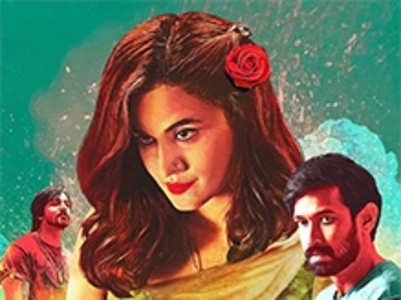 Haseen Dillruba review: 3.5/5