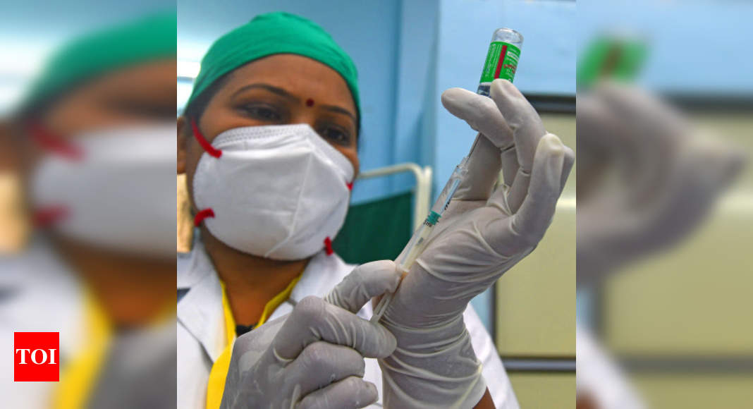 States, UTs to get over 96,490 doses of Covid vaccine in next 3 days