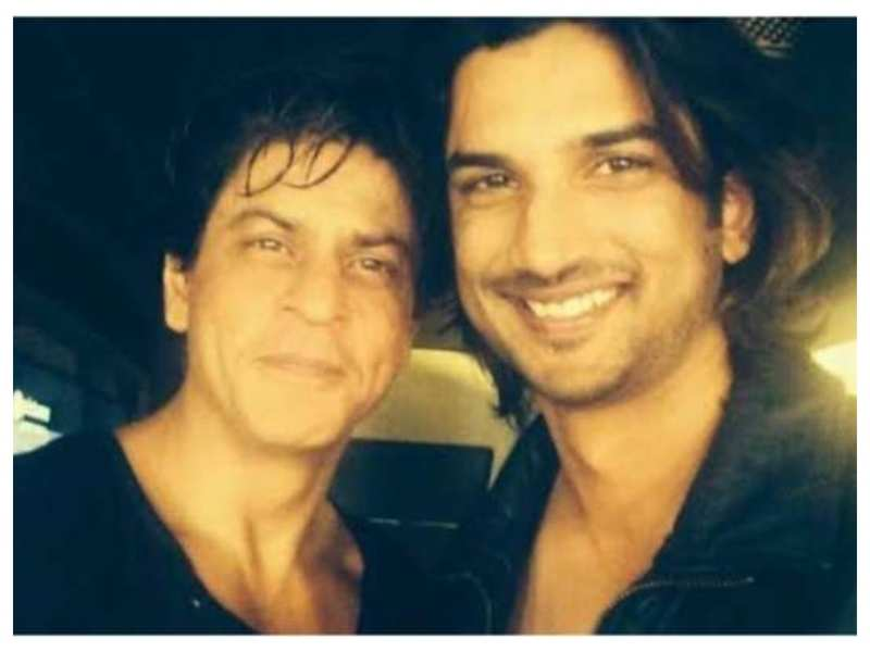 Here's how Shah Rukh Khan helped Sushant Singh Rajput sort out his confusion about who he should be