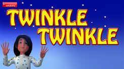 Nursery Rhymes in English: Children Video Song in English 'Twinkle Twinkle Little Stars'