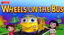 Nursery Rhymes in English: Children Video Song in English 'The Wheels on the Bus Go Round and Round'