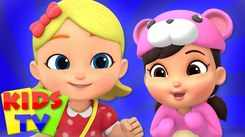 Watch Popular Children English Nursery Story 'Goldilocks And The Three Bears' for Kids - Check out Fun Kids Nursery Rhymes And Baby Songs In English