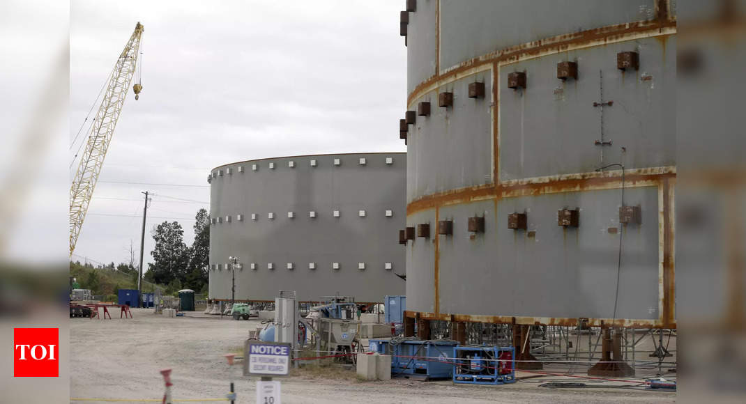 French nuclear firm seeks to resolve 'performance issue' at China plant – Times of India