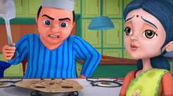 Nursery Rhymes in Telugu: Children Video Song in Telugu 'Lalaji Mama Roti Tayaru Cestunnaru'