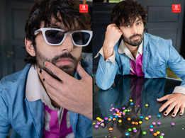 Himansh Kohli rocks rainbow-manicured nail to celebrate Pride month