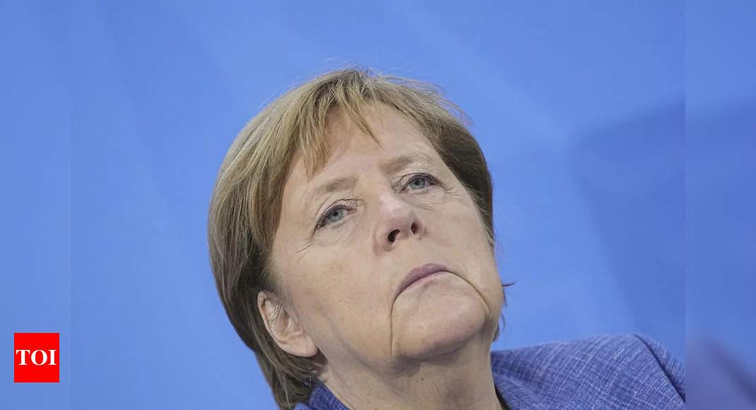 Angela Merkel: Nato leaders to discuss Russian disinformation, China; Merkel | World News – Times of India