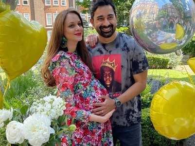 Rannvijay - Prianka's baby shower, pics