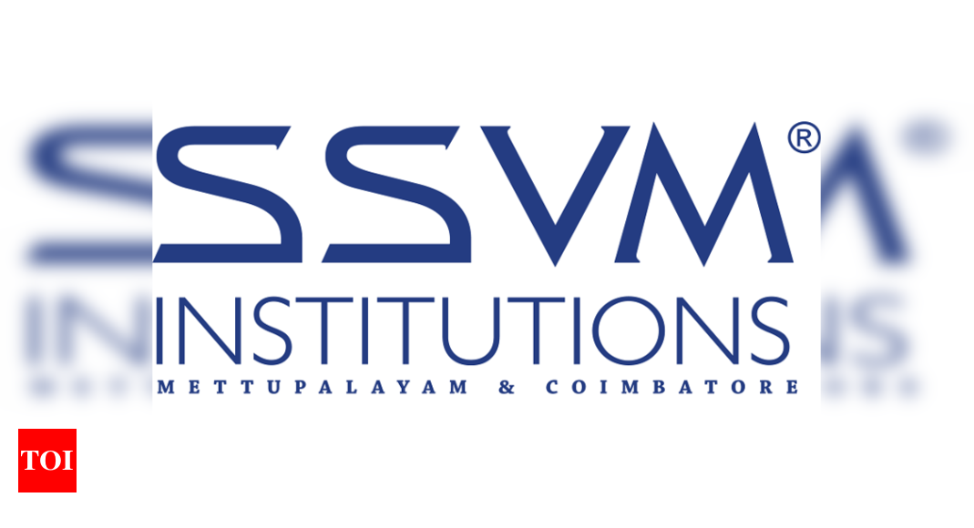 Excellence in Education Since 1998 – SSVM Institutions – Times of India