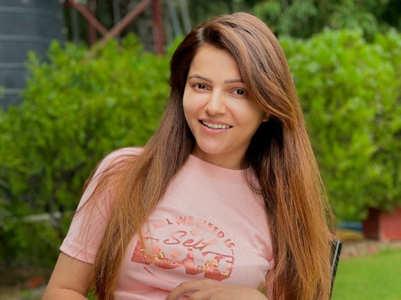 Rubina Dilaik: Feel blessed to be working