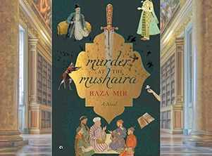 Review: 'Murder at the Mushaira' by Raza Mir