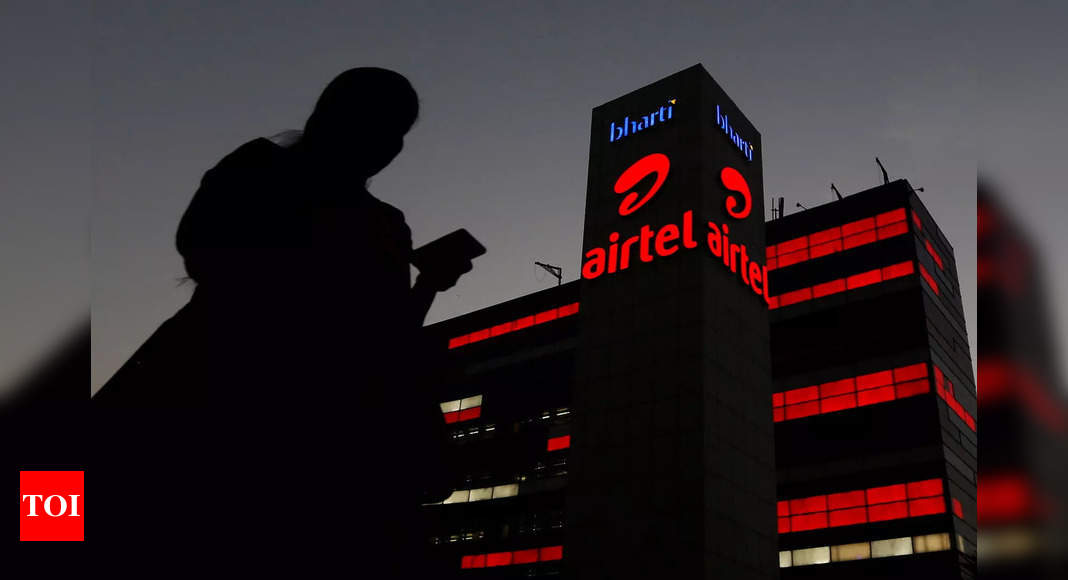 Airtel's mid-band 5G trial network live in NCR – Times of India
