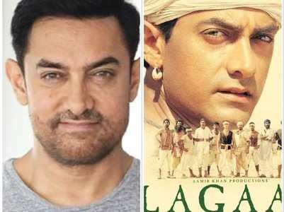 Aamir: Was disappointed when Lagaan didn't win Oscar