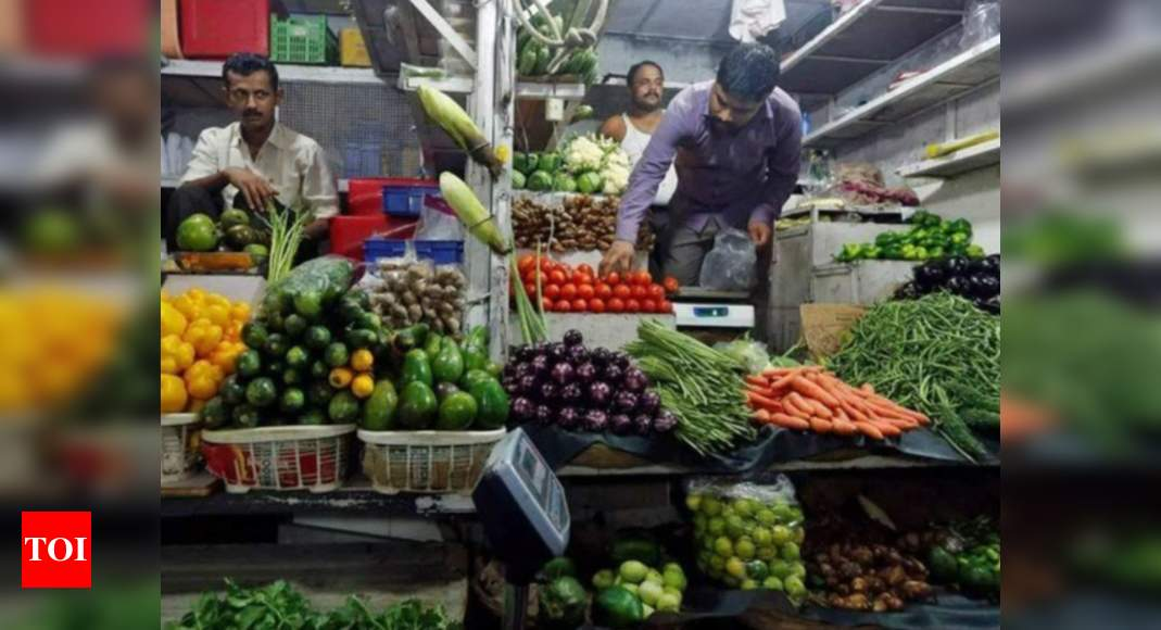 Retail inflation hits 6-month high, WPI at record 12.9%