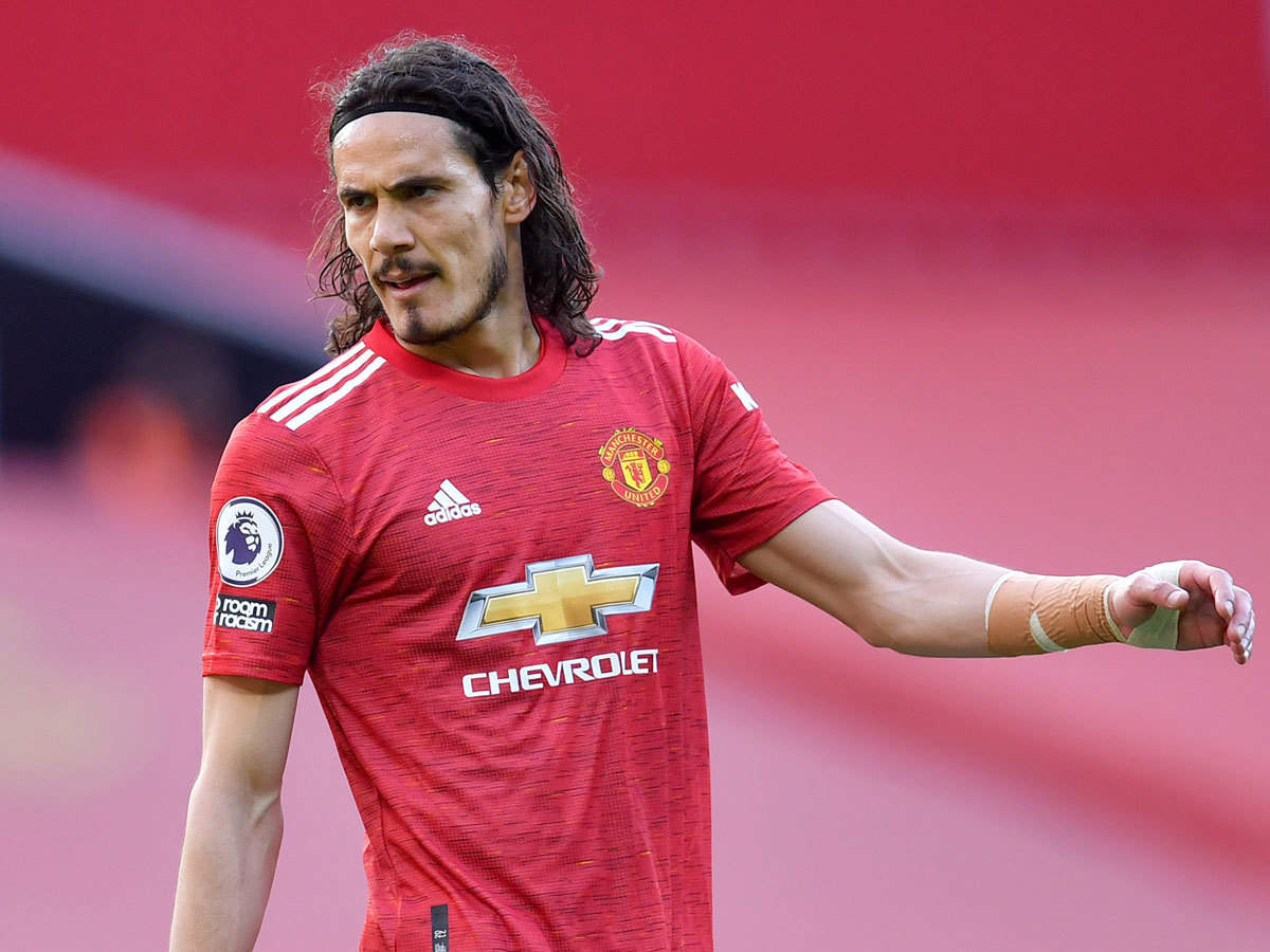 Edinson Cavani tempted by South American return after Manchester United |  Football News - Times of India