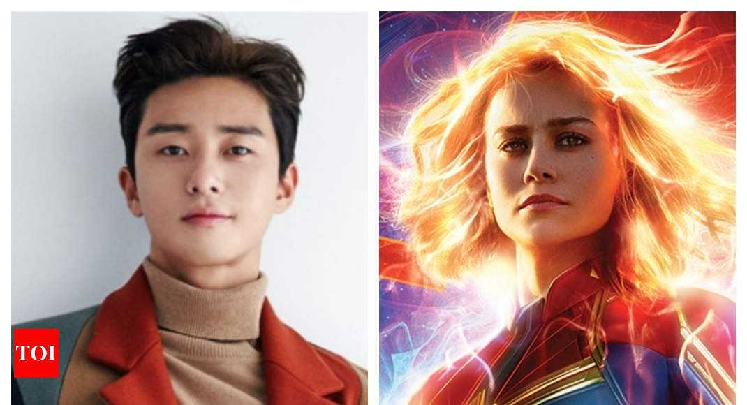 Park Seo-Joon in Brie Larson's The Marvels