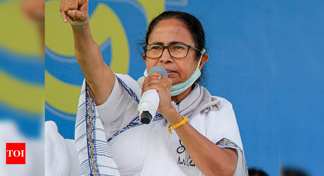 Farmers suffering due to Centre's indifference, alleges Mamata