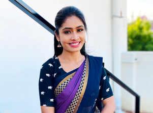 Priyanka joins the show Paavam Ganesan