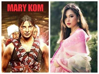 Lin Laishram on Priyanka playing Mary Kom