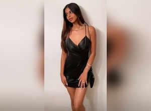 Suhana Khan's stylish party dresses