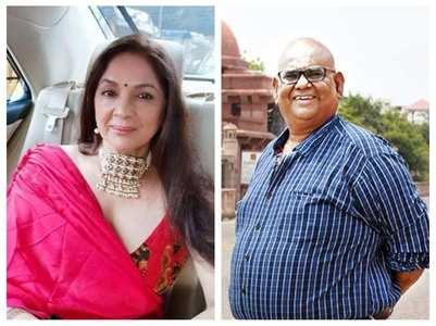 When Satish Kaushik offered to marry Neena