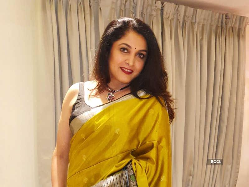 Ramya Krishnan resumes shooting for dance reality show BB Jodigal (Photo - Twitter)