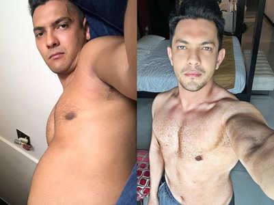Aditya's transformation post Covid-19