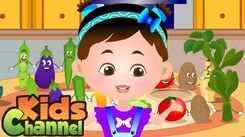 Listen To Children Hindi Nursery Rhyme 'Aloo Bola Mujhko Khalo' for Kids - Check out Fun Kids Nursery Rhymes And Baby Songs In Hindi