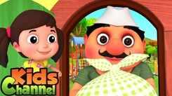 Listen To Children Hindi Nursery Rhyme 'Dhobi Aaya Dhobi Aaya' for Kids - Check out Fun Kids Nursery Rhymes And Baby Songs In Hindi