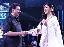 'Kumar Sanu Special' on Super Dancer 4