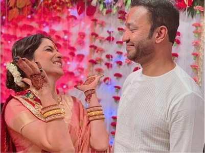 Ankita's appreciation post for Vicky Jain