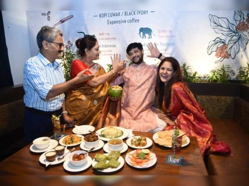 #JamaiShashthi: Neel-Trina to have Bengali feast