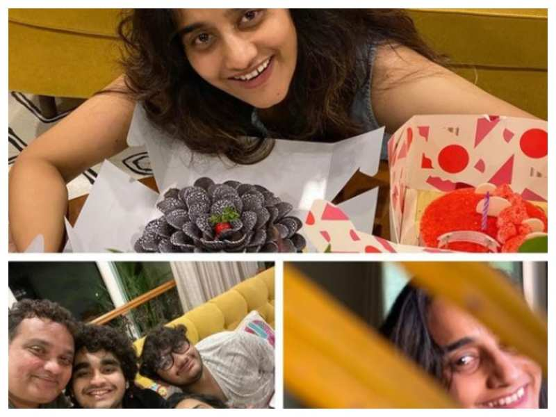 Ravi Jadhav wishes his wife Meghana on her birthday with an adorable post