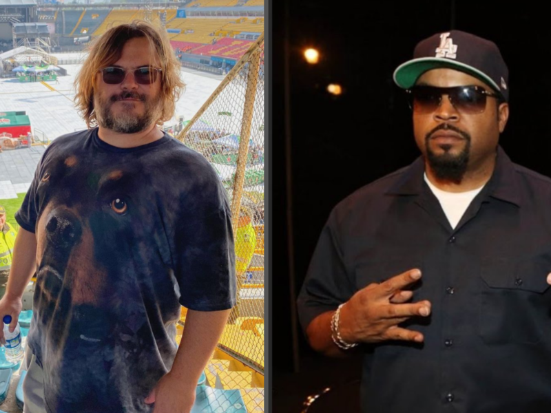 Jack Black, Ice Cube collaborating for 'Oh Hell No'