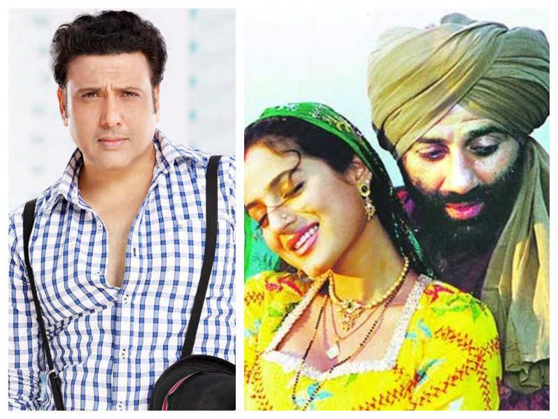 Did you know that Govinda got scared when he first heard the script of 'Gadar: Ek Prem Katha'?