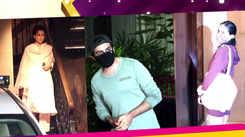 Paps click Kangana Ranaut, Kartik Aaryan, Sara Ali Khan in and around Mumbai