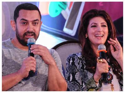 When Aamir 'almost slapped' Twinkle Khanna