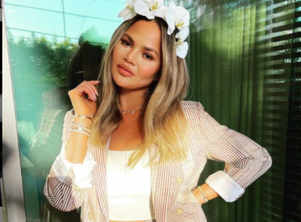 Chrissy Teigen jests about 'bullying' past post