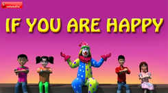 English Nursery Rhymes: Kids Video Song in English 'If You're Happy And You Know It'