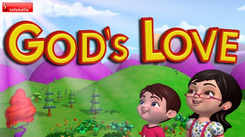 Nursery Rhymes in English: Children Video Song in English 'God's Love Is So Wonderful'