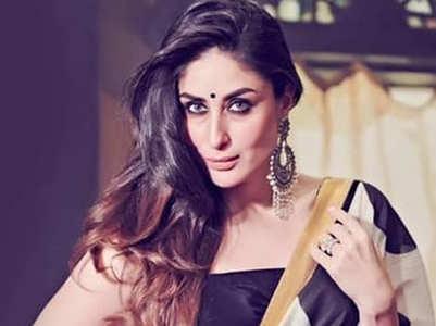 Kareena Kapoor's saree looks for weddings