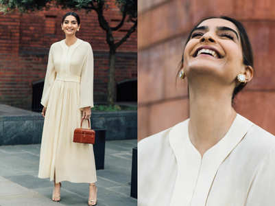 Sonam Kapoor looks all set for a date night