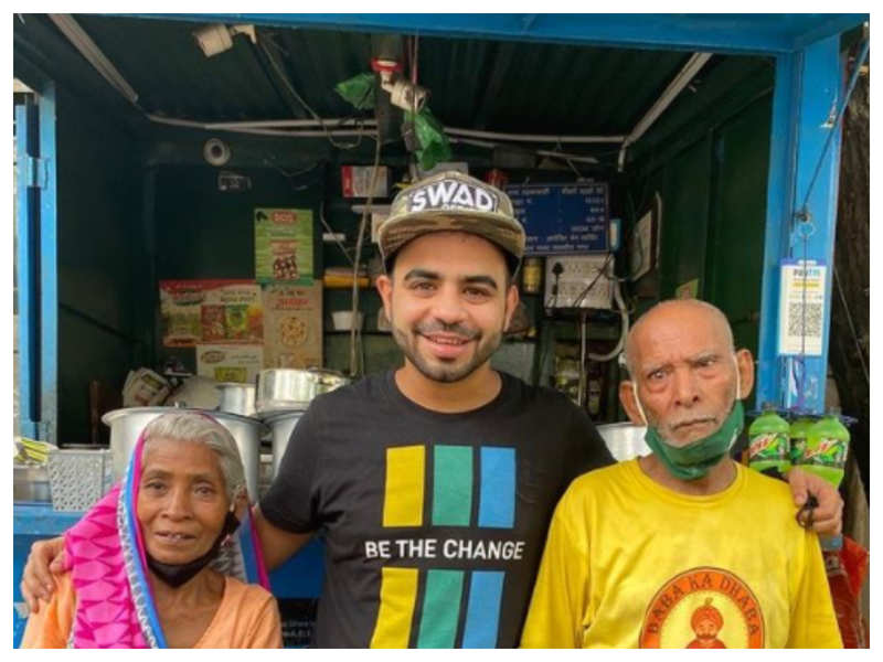 Baba ka Dhaba controversy amuses netizens as Baba extends an olive branch