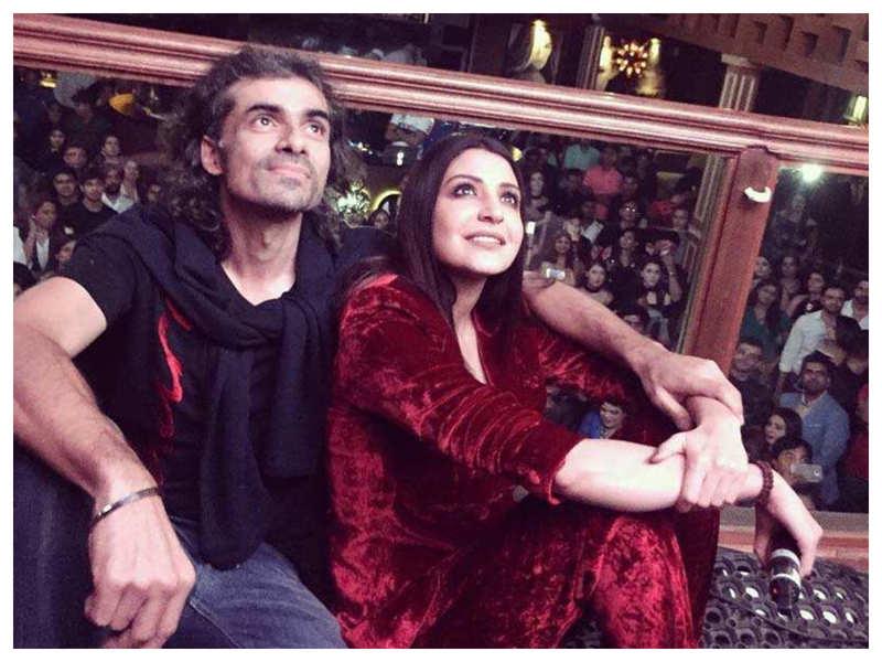 Anushka Sharma shares a sweet birthday post for her 'Jab Harry met Sejal' director Imtiaz Ali