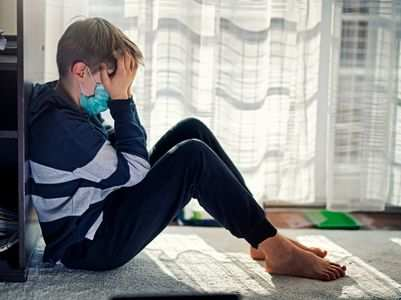 Symptoms of COVID anxiety in kids