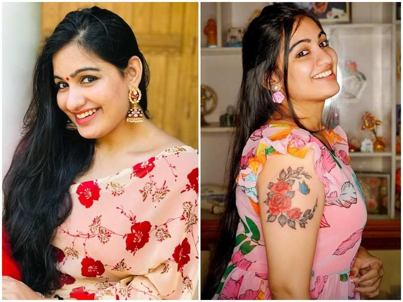 Mrs Hitler actress Manve Surendran gets inked; says, 'I have fulfilled one of my long time wishes'