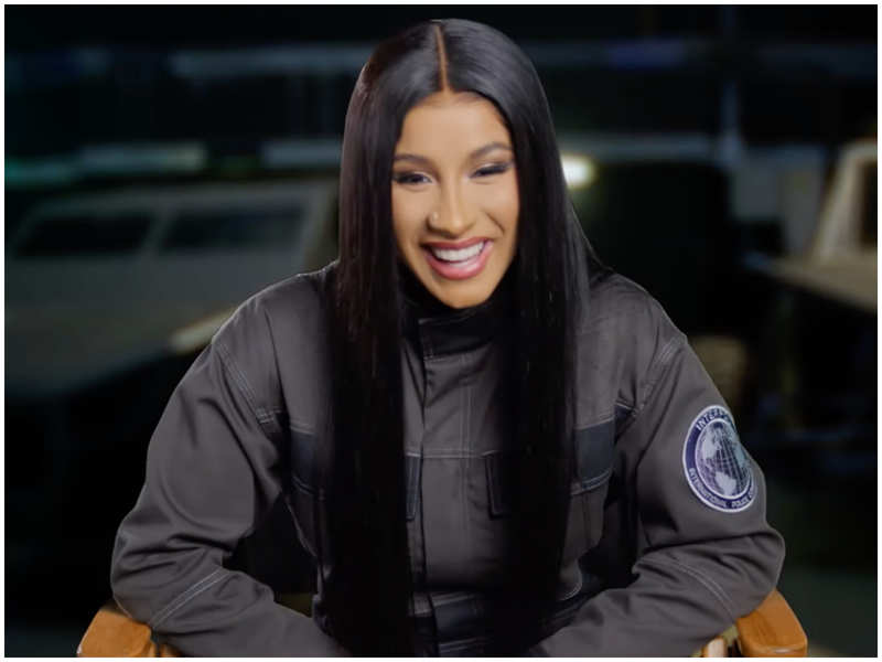Cardi B opens up about her character ahead of the release of 'Fast9'