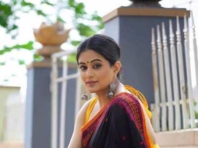 Priyamani's love for sarees