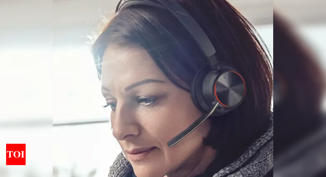 Photo of Poly announces Poly Voyager Focus 2 headsets in India