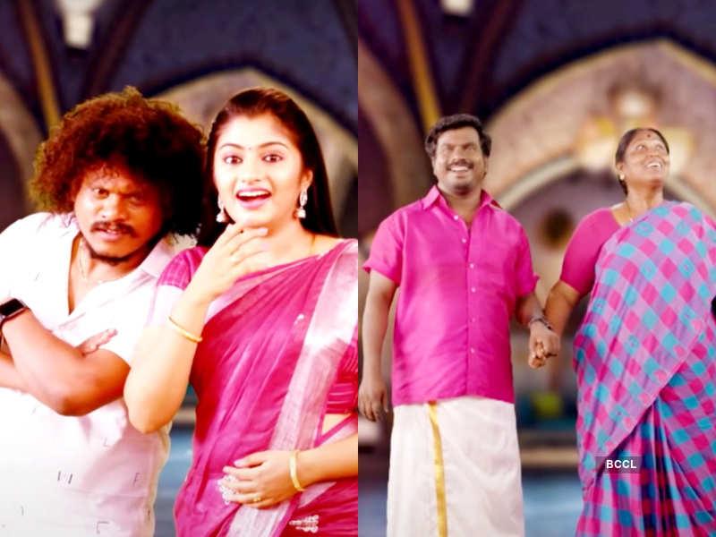 'Comedy Raja Kalakkal Rani' to premiere on June 27; watch promo (Photo - Twitter)