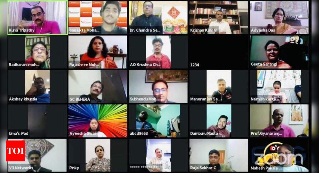 Photo of Odia diaspora celebrates Raja festival online | Bhubaneswar News